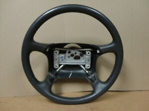 95 97 Chevy Pickup Truck Silverado Factory Leather Steering Wheel