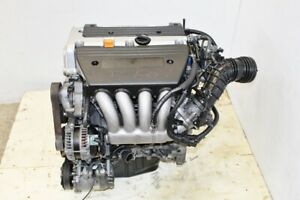 03 04 05 06 07 Honda Accord Engine K24a Dohc I vtec Motor 2 4l Low Mileage Jdm