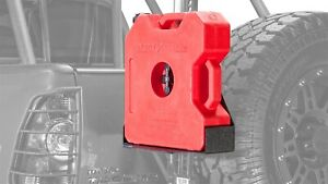 Body Armor 5132 Roto Pax Gas Can Cradle Fits 05 15 Tacoma