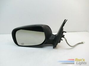 2009 2010 2011 2012 2013 Toyota Corolla Mirror W defroster Oem Left Driver used