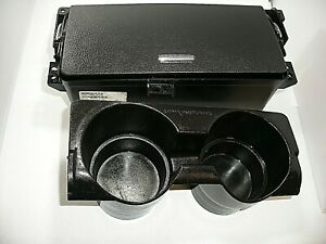 2006 2005 05 06 Nissan Altima Center Console Cup Holder Black Cupholder Insert