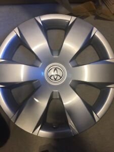 4 2007 2008 2009 2010 2011 Toyota Camry Wheel Covers 16 Hubcaps Aftermarket
