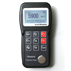 Ultrasonic Thickness Gauge Tester Meter Yut200 With Communication Function