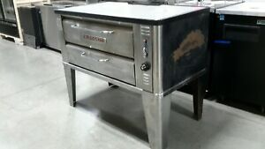 Used Blodgett 911 Natural Gas Single Deck Oven