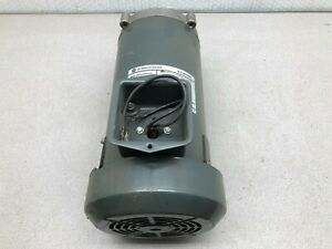 New No Box Ge 1 Hp 2500 Rpm 90 Vdc 56 Fr 9 5 Amp Dc motor 5bpa56rag4a D289