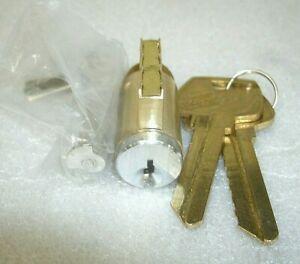 Lot Of 10 Gms Key in knob Lock Cylinders For Sargent Ra zero Bit Locksmith