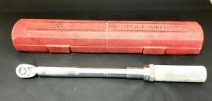Snap On Qjr 2100b 3 8 Torque Wrench 15 100 Ft Lbs Free Shipping