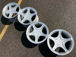 17 Ford Mustang Oem Factory Stock Wheels Rims 5x4 5 Gt Shelby Cobra 1994 2004