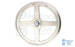 Biro Meat Saw 14 Upper Saw Wheel Assembly With Shaft Bearings For Model