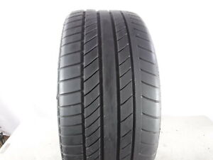 Pair Of Two 2 used 255 40zr18 Continental Contisportcontact M3 6 32 m dot 29