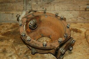 Driver Closed Knuckles Hd Dana 44 Ford 1975 F250 Large Ball Axle