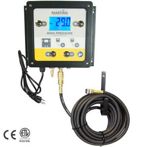 Automatic Digital Tire Inflator Deflator High Pressure Industrial With Air Hose