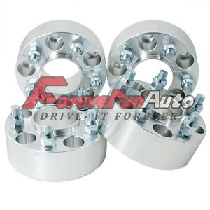 4 2 5x4 5 Hubcentric Wheel Spacers Fits Ford Ranger Explorer Suv Sport Trac