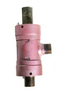 New Swivel For Water Well Drilling 1 thread Drilling Rig Hydraulic Rotator