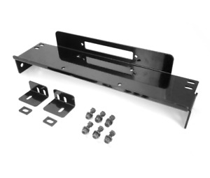 Omix Winch Mounting Plate Raised For 76 86 Jeep Cj7 Cj8 11238 13