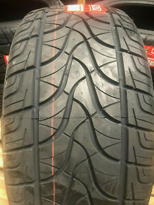 2 New 275 55r20 Fullrun Hs299 Ultra High Performance Tires 275 55 20 2755520 R20