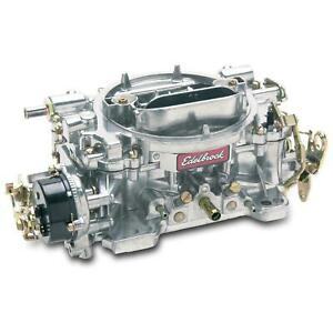 Edelbrock 1413 Performer 4 Barrel Carburetor 800 Cfm Electric Choke
