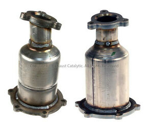 1996 2000 Fit Nissan Pathfinder 3 3l Manifold Catalytic Converters 2 Pieces