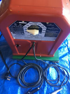 Lincoln Electric 225 Amp Arc stick Welder Ac225s 230v Code 8712 406