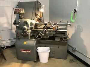 Monarch 10ee Precision Toolroom Lathe With Dro