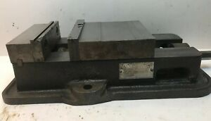 6 Kurt D60 Milling Vise good Used Condition Comes With Handle