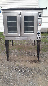 Blodgett Single Convection Oven Eze 1 3 Phase Commercial Pizza Bread Bakery Twin