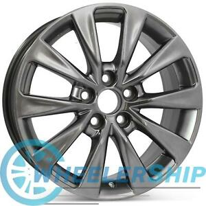 New 17 X 7 Replacement Wheel For Toyota Camry 2015 2016 2017 Rim 75170