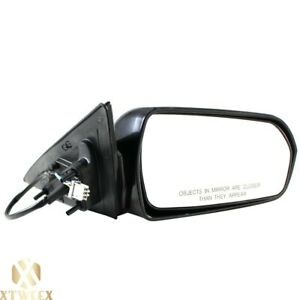 Right Passenger Side Power Remote Mirror Assembly For 98 02 Accord 2 Door Coupe