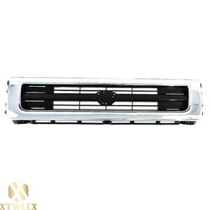 New Front Grille For Toyota Pickup Chromed To1200149 5311135151