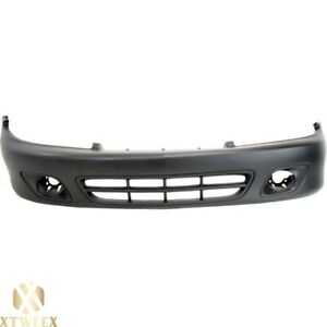 New Front Bumper Cover For Chevy Cavalier With Fog Lamp Hole