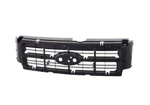 New Front upper Grille For Ford Escape Fo1223111 8l8z8a284a