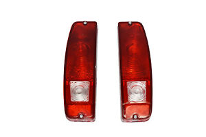 64 72 Ford Truck F100 F 100 Tail Light Lens Set With Housing F150 F 150 F Series