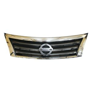 New Front Grille For Nissan Altima Sedan