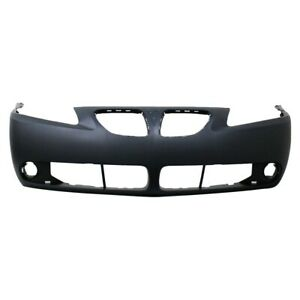 New Front Bumper Cover For Pontiac G6