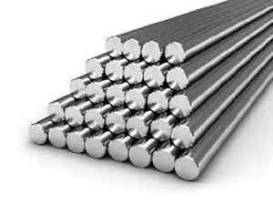 Alloy 304 Stainless Steel Solid Round Bar 1 5 8 X 12 Long