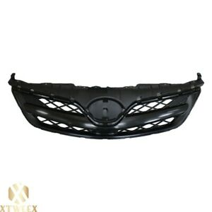 Front Grille Grill Replacement For 12 13 Toyota Corolla New Parts To1200340