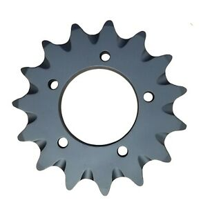 15 Tooth Sprocket 296317080 Vermeer Rtx750 Trencher So750 Tr750 Attachments