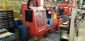 Used Matsuura Mc 510v Cnc Vertical Machining Center 20x14 Mill 20 Atc Pre owned