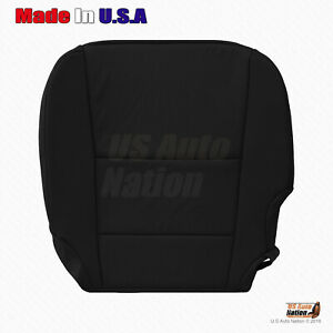 For 2013 2014 Acura Rdx Driver Bottom Perforated Leather Replacement Cover Black