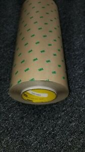 3m Adhesive Transfer Tape 9502 Clear 12 In X 60 Yd 2 3 Mil