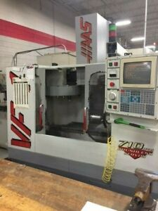 Haas Cnc Vf1 Vertical Milling Center 1996