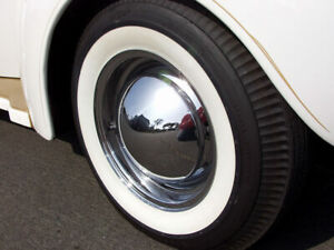 Aftermarket 15 Rim Any Tire White Walls Port A Wall 2 2 4pcs Vw Classic Beetle