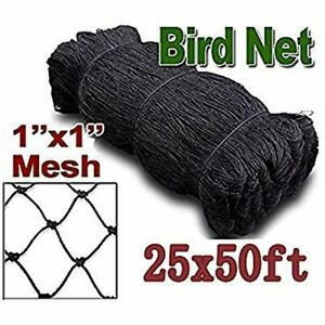 25 39 X 50 39 Net Netting For Bird Poultry Aviary Game Pens New 1 quot Square X