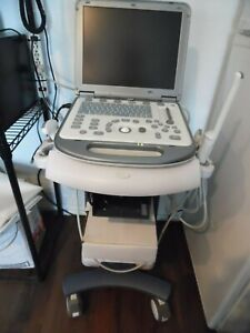 Mindray M5 Ultrasound W mobile Trolley 3 Probes