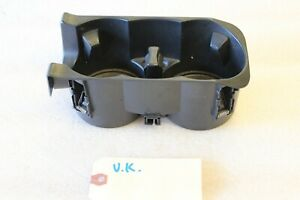 W211 Mercedes Center Console Cup Holder Drink Beverage Dual Double Insert Tray