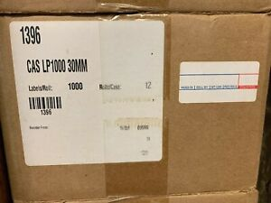 Cas Lst 8000 Printing Scale Label 12 Rolls Of 1000 Labels For Cas Lp1000