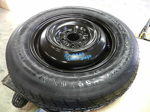 07 08 09 10 11 12 13 14 15 16 Jeep Compass Spare Tire Wheel Donut 155 90 16