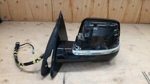 2015 2016 Cadillac Escalade Left Lh Side Mirror W Blindspot Camera 23200081