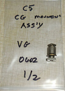 Emco Compact 5 Change Gear Mounting Assembly 2 0602