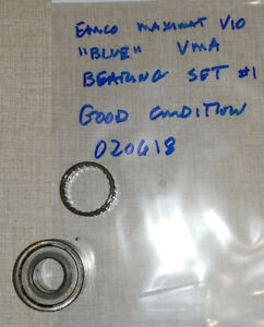 Emco Maximat V10 blue Vertical Milling Parts Quill Bearing Set 1 020618